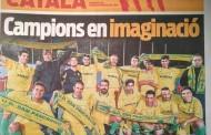 Reportatge del Diari Sport a la UD San Pancracio (Edició 15 nov 2016)