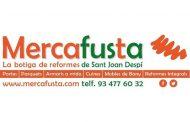 Las reformas de la UD San Pancracio son para MERCAFUSTA,SL