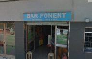 Bar Poniente en el barrio San Pancracio