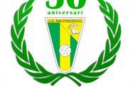 50 aniversario | Presentación logo