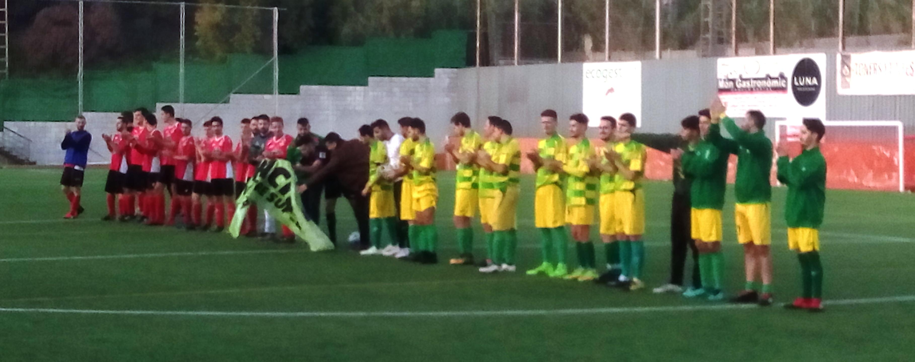 San Pancracio, 7 - Atlétic Vicentí, 3