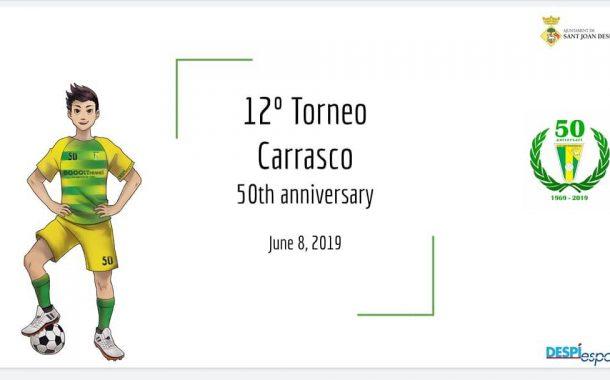 Torneo Internacional Progreso Carrasco 2019
