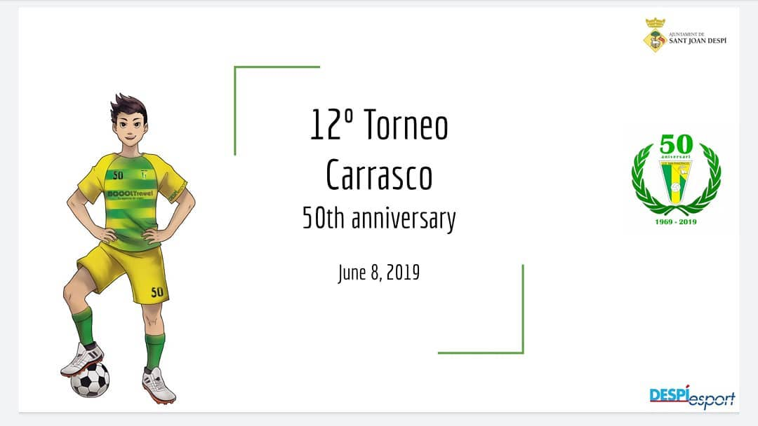 Torneo Internacional Progreso Carrasco 2019