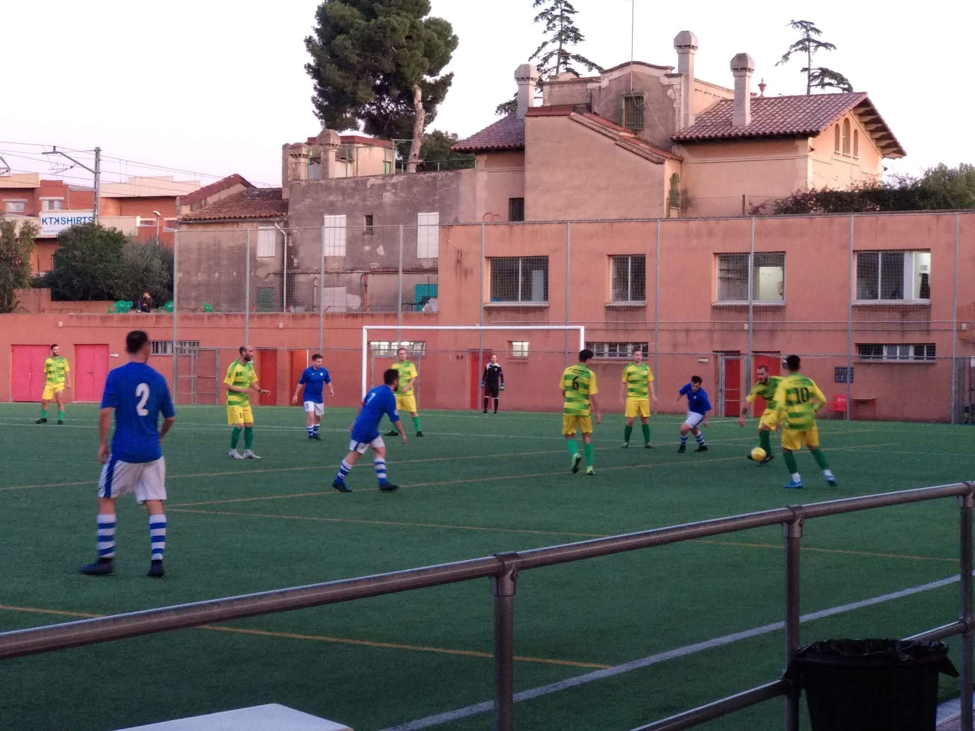 S.Pancracio, 3-Terlenka Barcelonista, 6