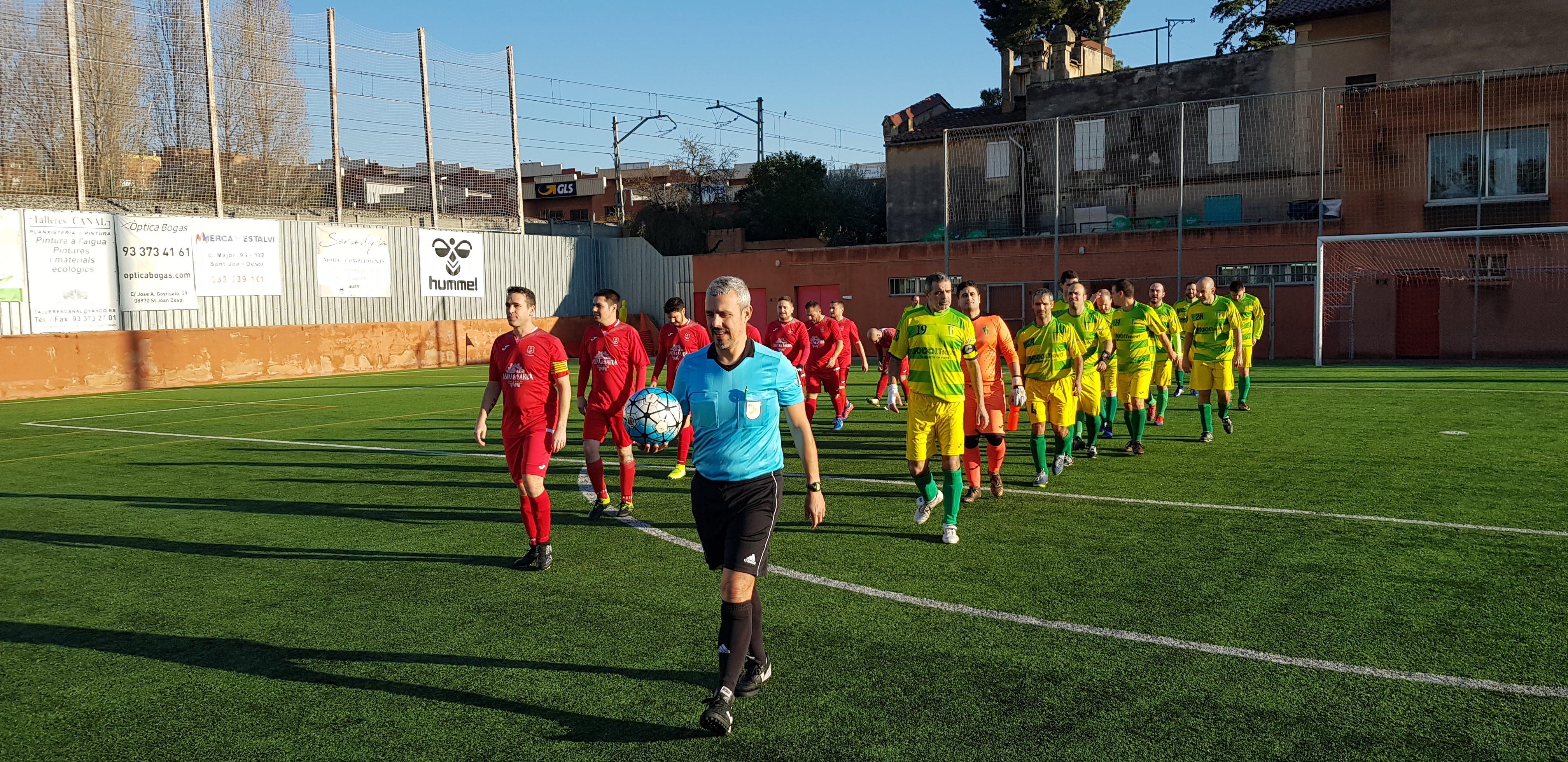 San Pancracio, 4 - Vilafranca, 0