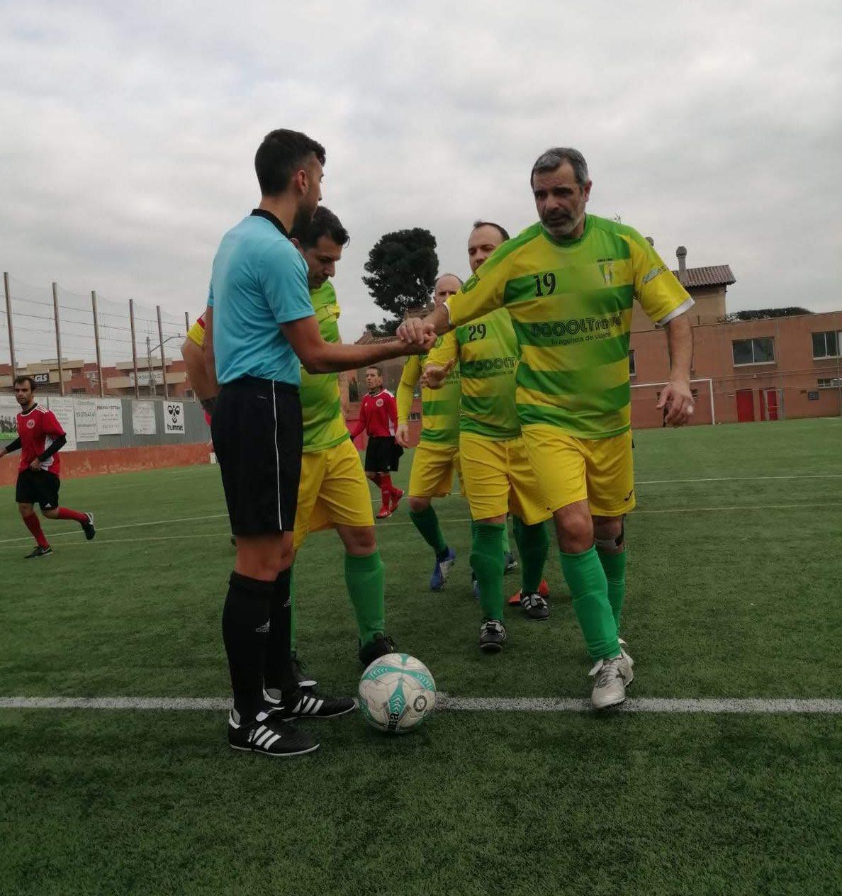 San Pancracio, 6 - Olímpic Egara, 3