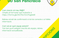 S'obre la nova Escola Esportiva Sant Joan Despi - UD San Pancracio