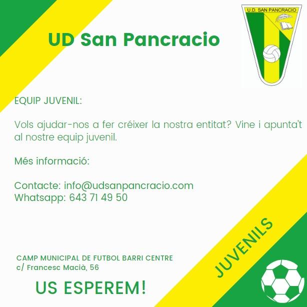 Juveniles UD San Pancracio