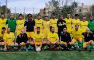 Atlético San Pancracio, 5 - Santboià, 0