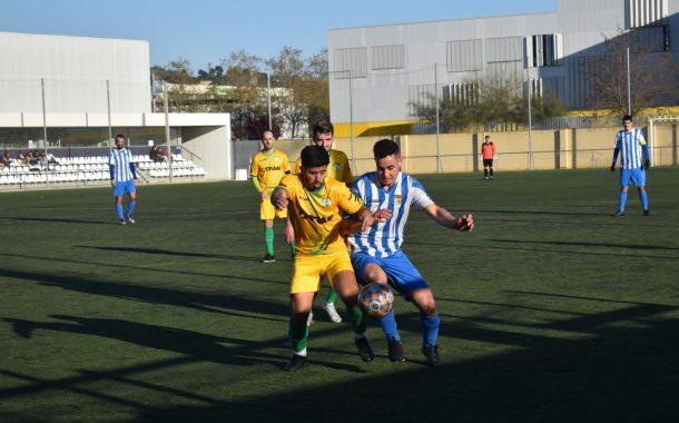 Incresa Atlètic B, 1 - San Pancracio, 2